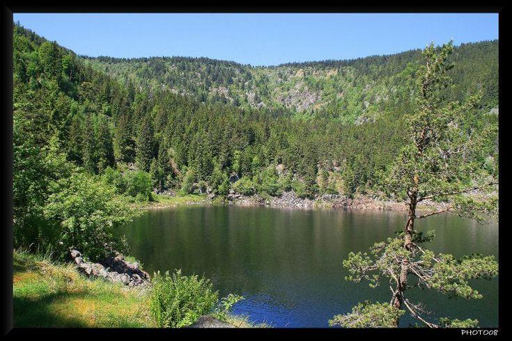 Lac Noir, mon enfance