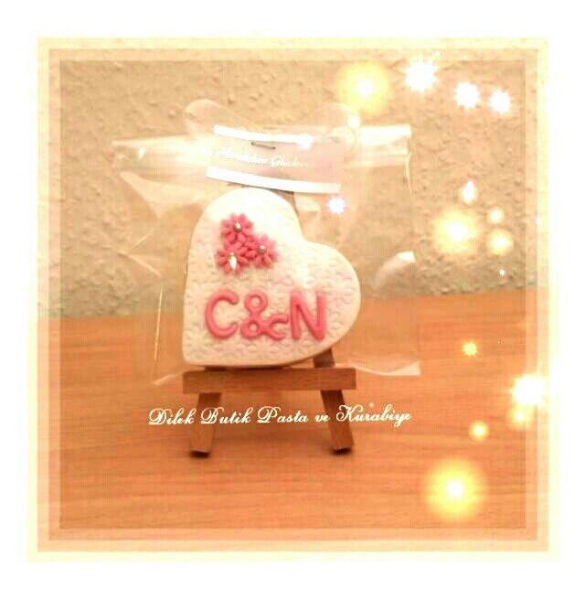 Canan&Necati'nin nisan kurabiyesi.