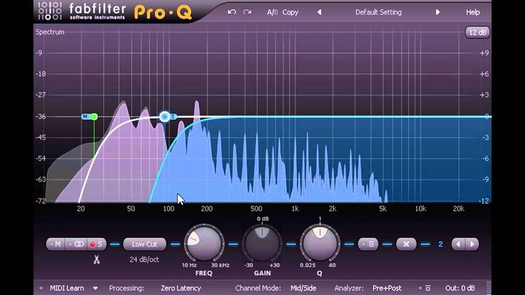 Mastering with FabFilter Pro Plugins Part 1 Audio