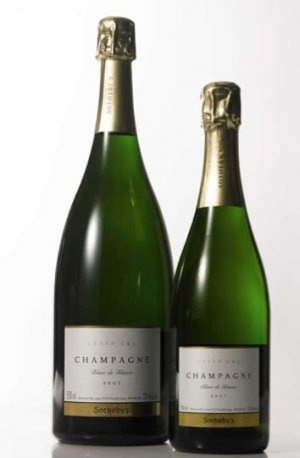 Sotheby's Is Now Selling Its Own Brand Of Inexpensive Champagne