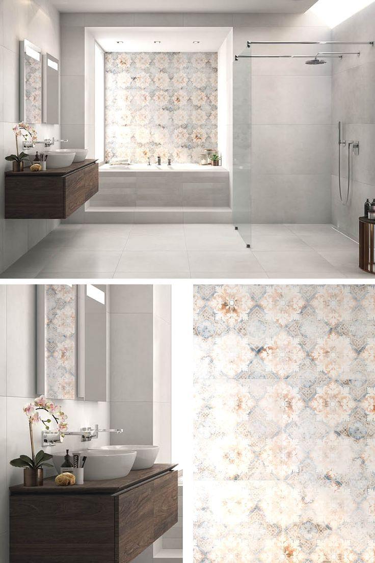 Fliesen Sorgen Fur Tiefe Und Lassen Dein Neues Bad Besonders