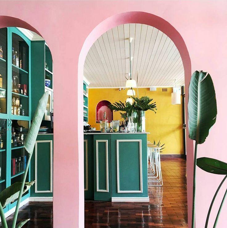 The new @_el_burro restaurant in Capetown. : @raises_eyebrows