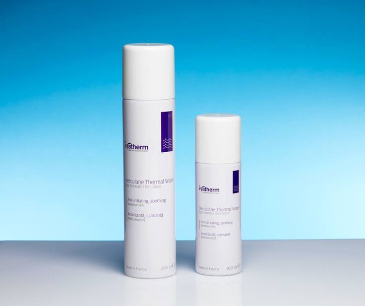 Its benefits have been proven even for the most #sensitive, intolerant or #allergic #skin. #Ivatherm