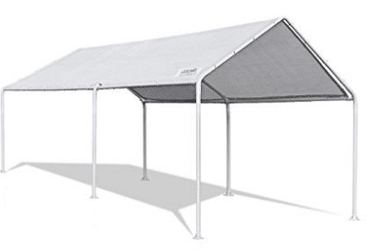 Quictent 20'X10' Heavy Duty Carport Car Canopy Party Wedding Tent with Waterproof