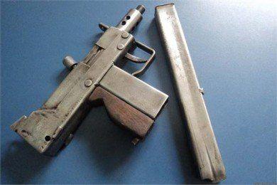102 best strange weapons images on pinterest revolvers weapons improvised smg altavistaventures Images