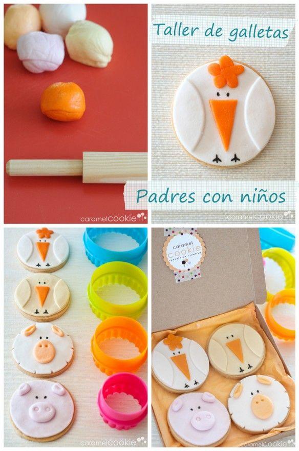 taller galletas_caramel cookie
