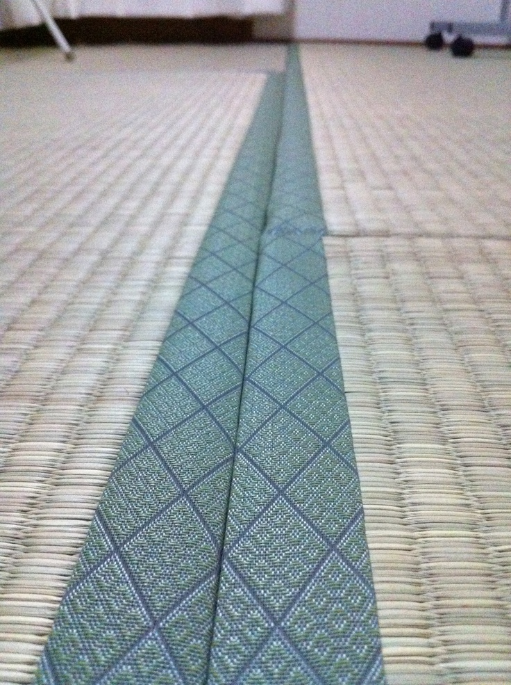 これが日本の畳!tatami