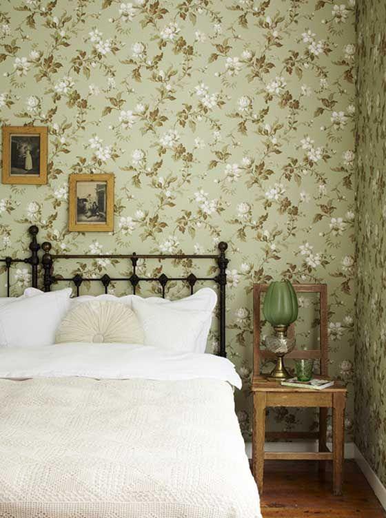 Satsa på en och samma stil ditt sovrum