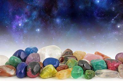Using stones in healing