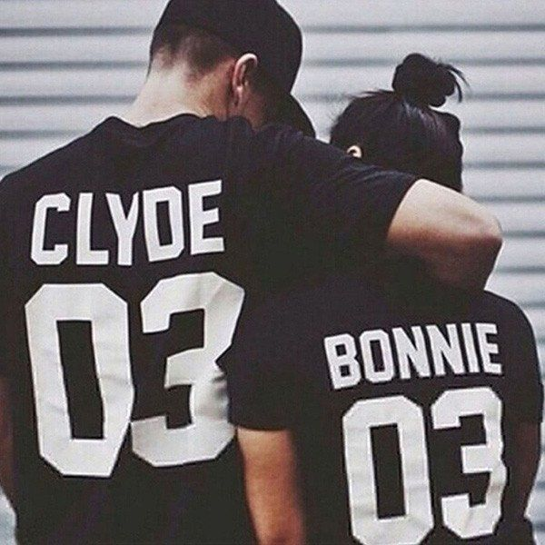 Bonnie and Clyde 03 Shirts