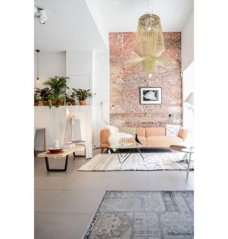 Nog altijd smullen van stenen muren in huis
