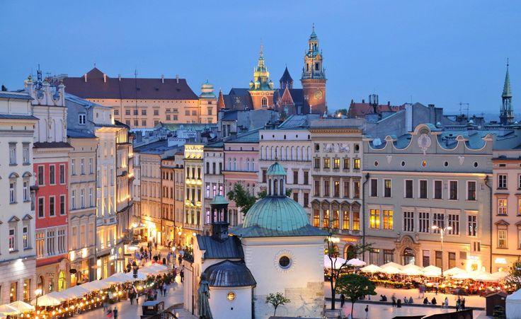 Made In Kraków - fot. Przemek Czaja... Beautiful view from one of our stunning apartments in The Bonerowski Palace***** #krakow #kraków #poland #luxury #apartment #palace #historic #hotel #five #star #TheBonerowskiPalace #bonerowski