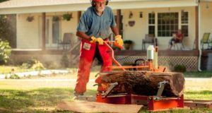 The Ultimate Chainsaw Sawmill – The PortaMill
