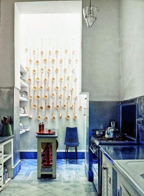 Valerie Barkowski's Riad Dar Kawa, Marrakech