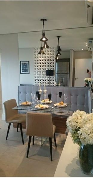 Foto   Google Fotos. House DesignDining RoomInterior DesignBenchesSmall  ApartmentsKitchen TablesLiving ... Part 57