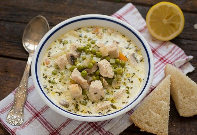 Heti menü: laktató levesek az őszi hidegben + sütik a boldogságért