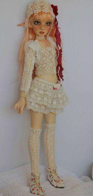 Кукла Кайе Виггз Nettle / Куклы Кайе Виггз, Kaye Wiggs dolls / Бэйбики. Куклы фото. Одежда для кукол