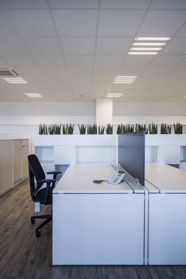 Office Design for ISS Gent - bureau - Buro Project