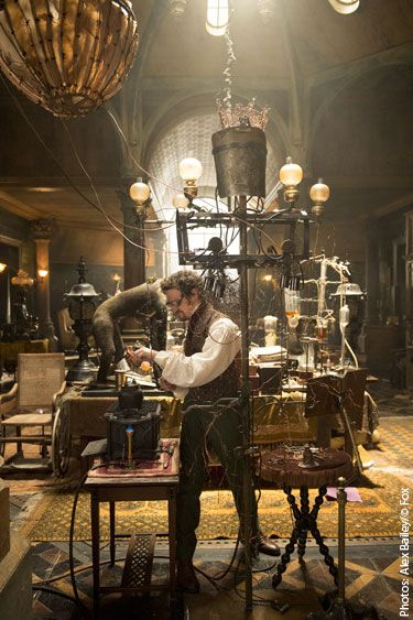 """Q&A: James McAvoy on Giving Life to """"VICTOR FRANKENSTEIN"""" 