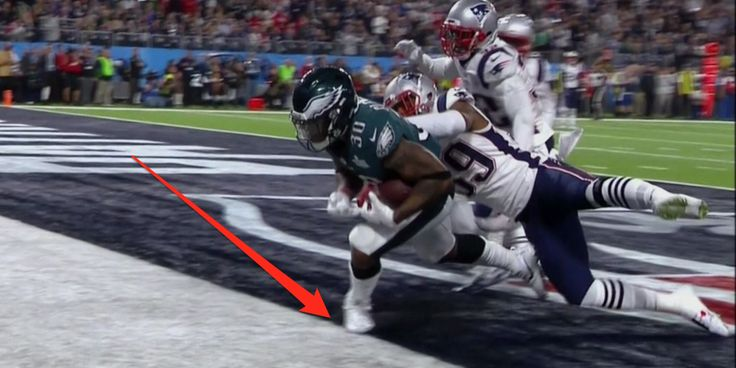 'I give up!' NBC's Cris Collinsworth was flabbergasted after a controversial call on the catch rule gave the Eagles a huge touchdown