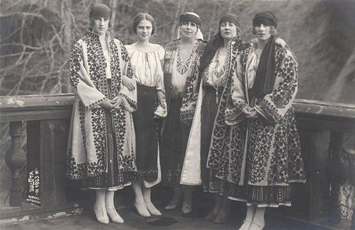 The elegant princesses of Romania used to wear it with pride.