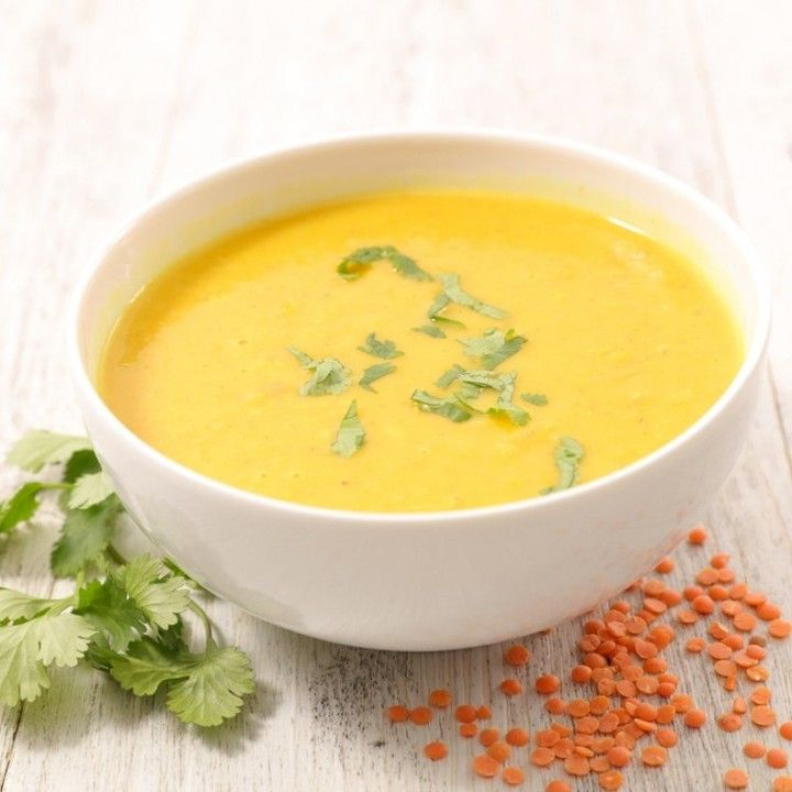 طريقة شوربة عدس لذيذه وتشهي ملكه الشوربة زاكي Recipe Fruit Food Cantaloupe