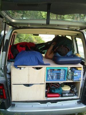 berlingo am nag en voiture simone pinterest camping van life and camping trailers. Black Bedroom Furniture Sets. Home Design Ideas