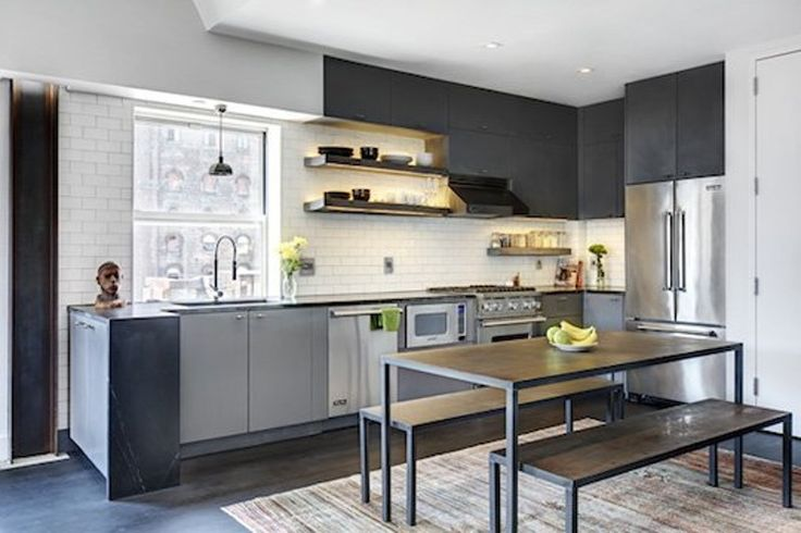 Before & After: A Williamsburg Kitchen Turns Around — Sweeten