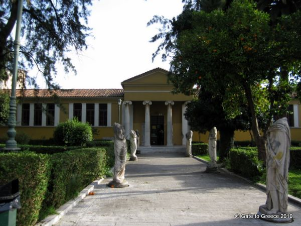Achaeological Museum of Sparta