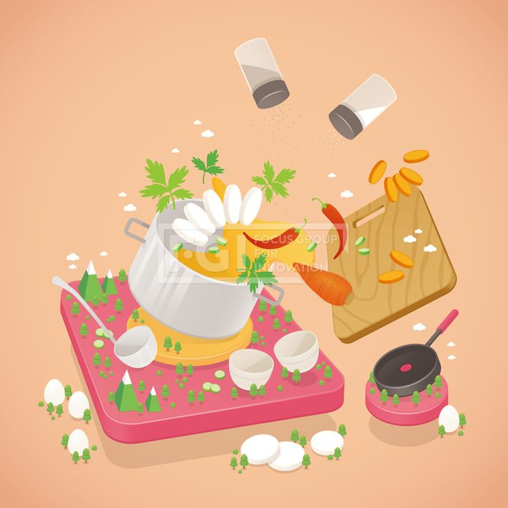 SILL209, 프리진, 일러스트, 지도, 벡터, 에프지아이, 오브젝트, 아이소메트릭, 나무, 산, 생활, 라이프, 음식, 요리, 국자, 조미료, 후추, 소금, 야채, 채소, 당근, 고추, 후라이팬, 그릇, 달걀, 냄비, 구름, 일러스트, illust, illustration #유토이미지 #프리진 #utoimage #freegine 19926585