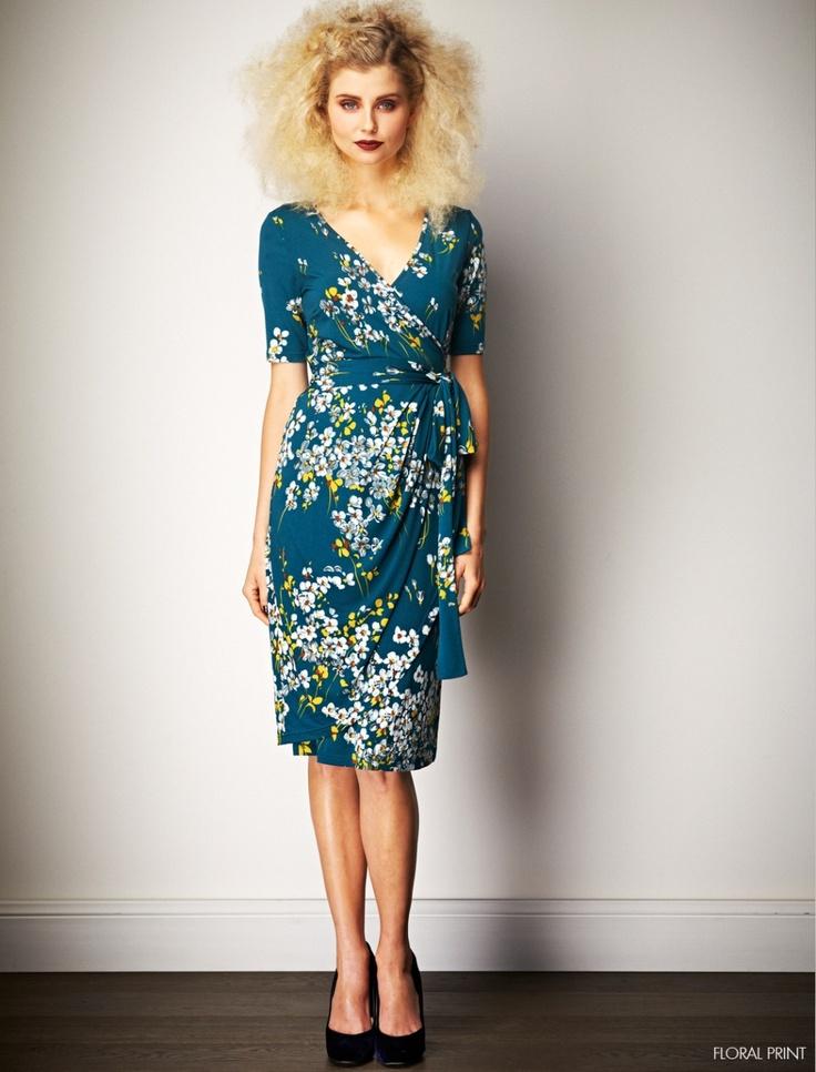Leona Edmiston blossom dress