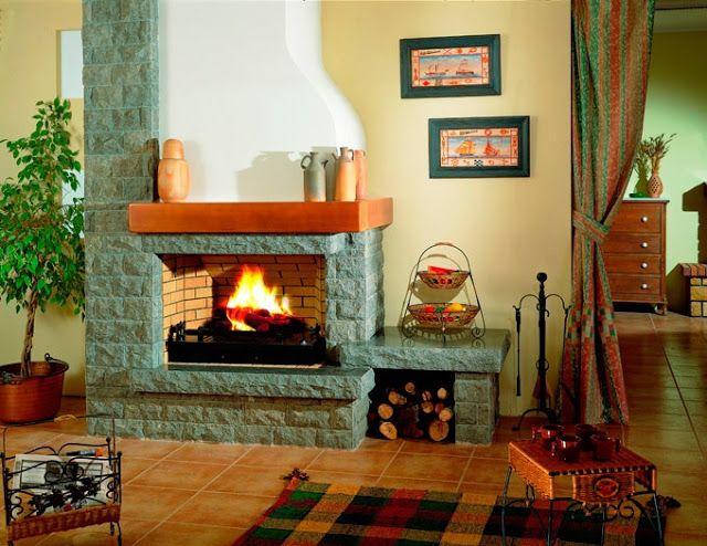 Instalaci n de una chimenea o estufa de le a hogares - Instalacion de chimeneas de lena ...