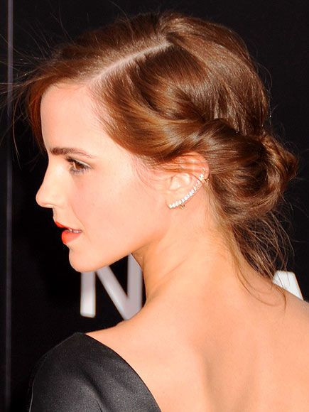 15 best Emma Watson Hairstyles images on Pinterest | Emma ...