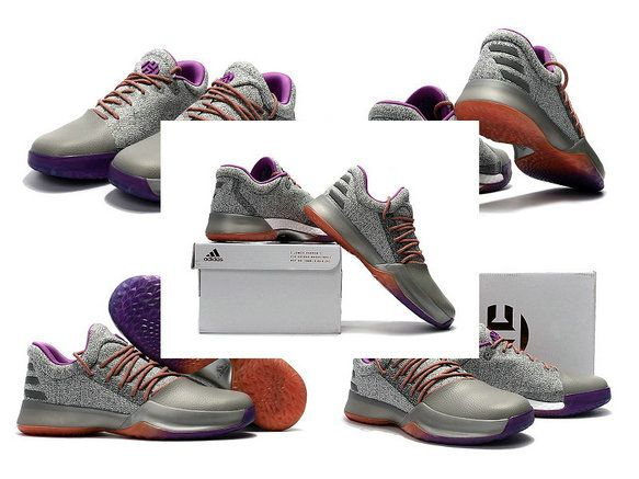 wholesale dealer bf498 9e569 Free Shipping Only 69  adidas Harden Vol. 1 AS No Brakes Solid Grey Solid