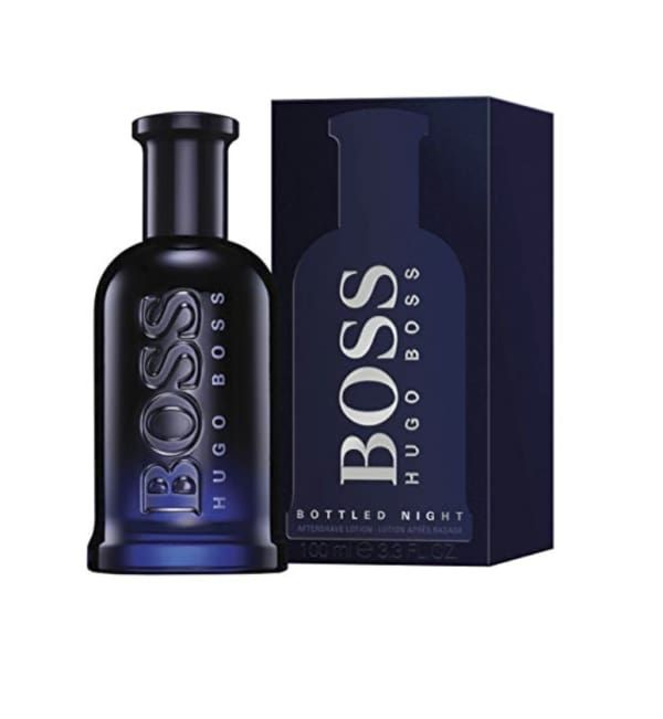 best hugo boss perfume