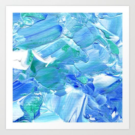 'Acrylic Reef [Square]' by Ty Foley