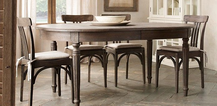 12 best dining rooms images on pinterest kitchen tables for Dining room tables 36 x 54