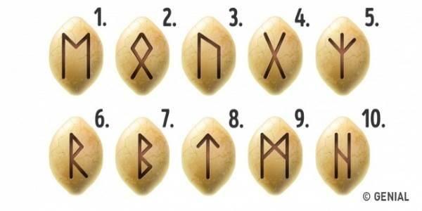 Quale runa scegli? Dalla mitologia celtica il test che aiuta a svelare il vostro io interiore