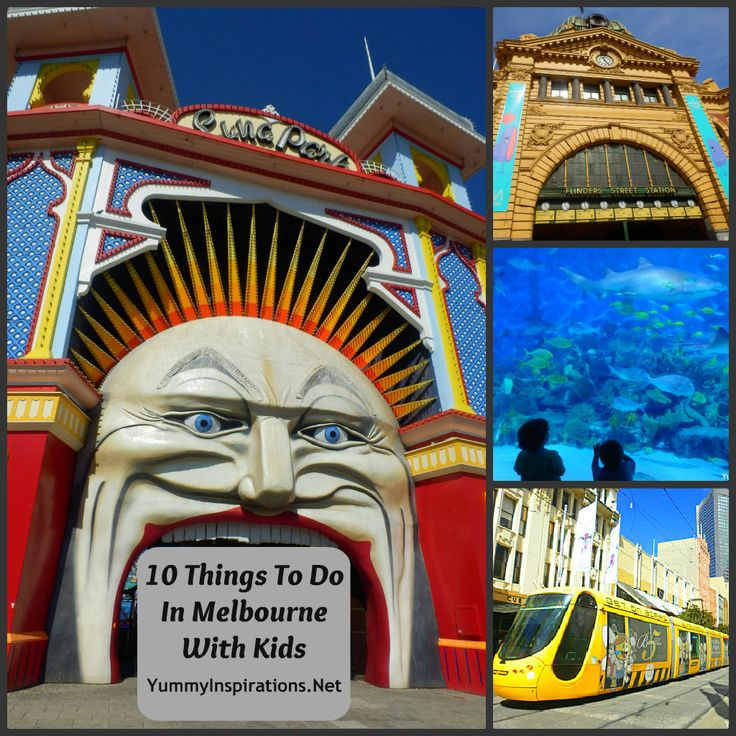 10 Things To Do In Melbourne With Kids #AIPE #students