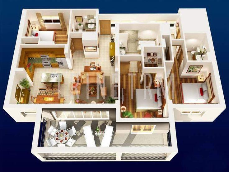 House Floor Plan Designs