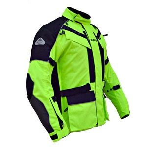 Sliders Adventure Kevlar Motorcycle Jackets - Competition Accessories