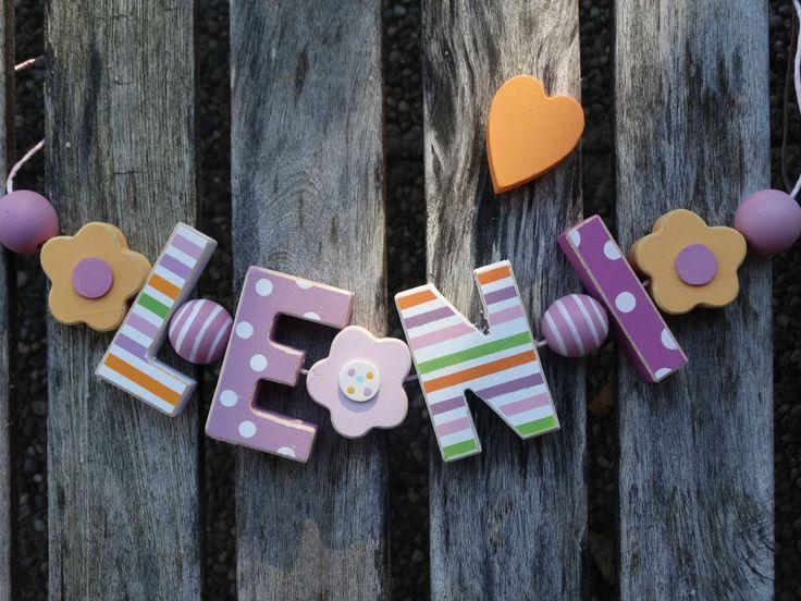 Holzbuchstaben Tür Kinderzimmer. holzbuchstaben holzbuchstaben f r ...