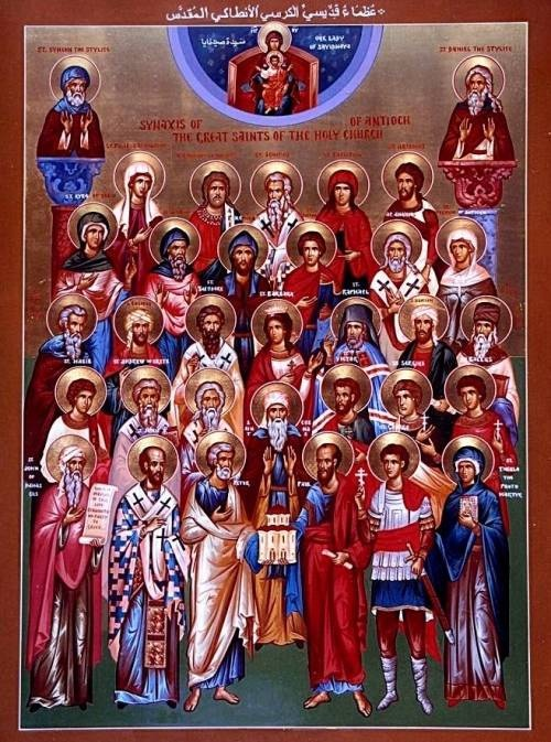 Holy Martyrs Marcian and Martyrius