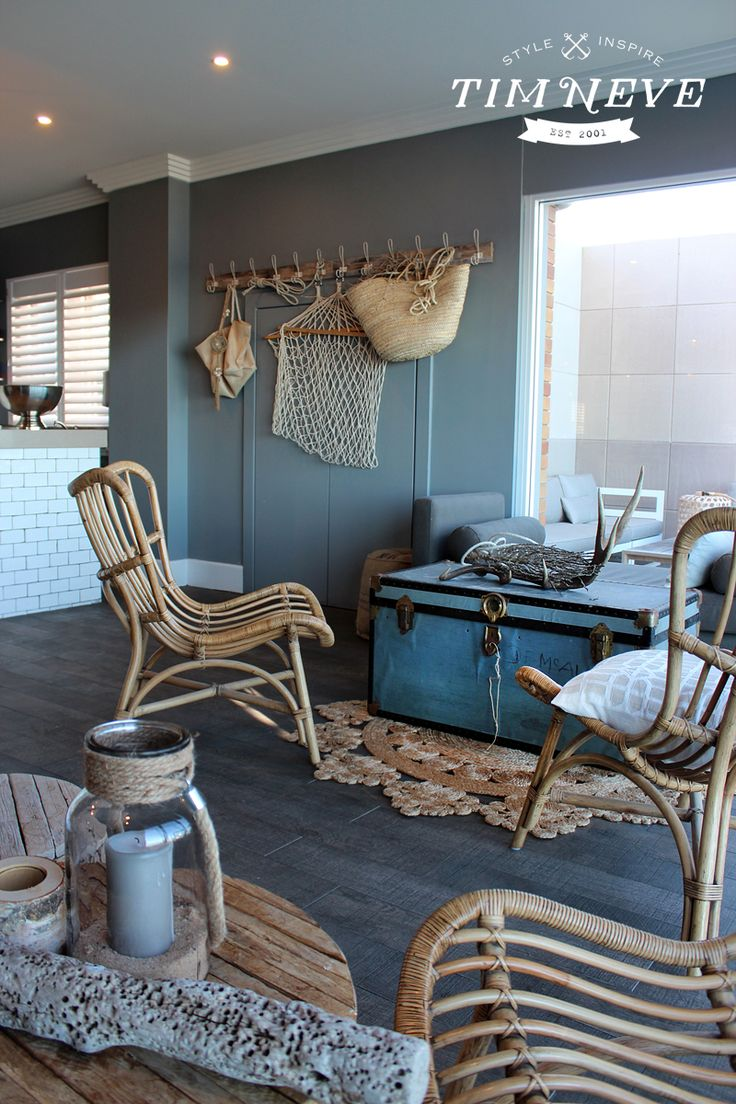 Nautical interiors - Nautical Inspired Interior Design By Stylist Tim Neve For The Beach Hotel Newcastle Functions