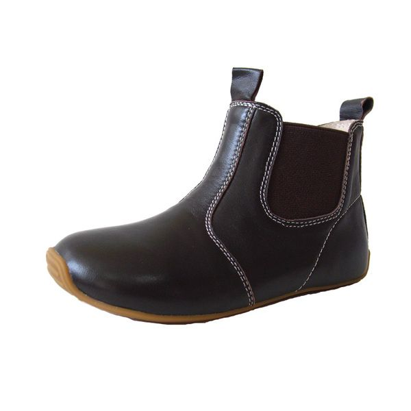 SKEANIE Boys or Girls Leather riding boots. Junior Range. Sizes 4-11  The little man in the house will have the smartest looking feet in town.  And he will not want to take them of they are so comfy.  SKEANIE Boys or Girls Leather riding boots are hand made from soft eco-leather. These shoes feature luxurious leather uppers and lining with a flexible rubber sole.