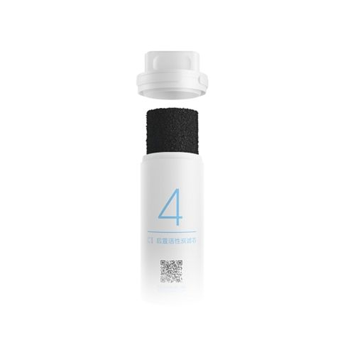 [USD16.87] [EUR15.18] [GBP11.97] 0riginal Xiaomi Replacement Back Active Carbon Water Filter Element for Xiaomi Mi Water Purifier Drinking Water Filter (S-CA-3111)