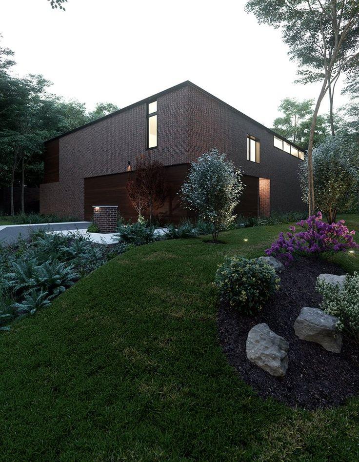A imagem pode conter: planta, árvore, casa, céu, flor, grama, atividades ao ar livre e natureza