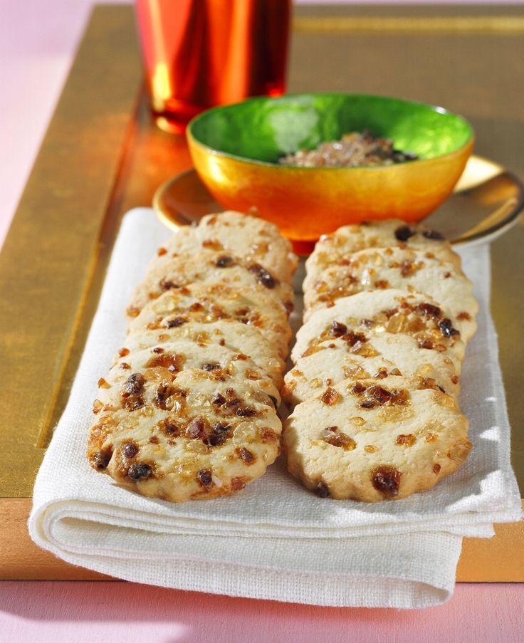 Friesische Kandis-Kekse