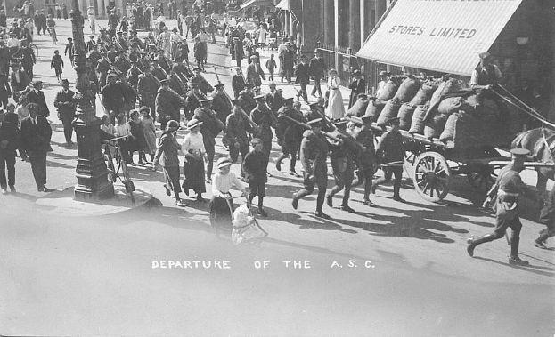 First World War | Bridgwater Town Council