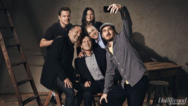 Watch THR's Full Producer Roundtable with Matt Damon, Marc Platt, Frank Marshall and More | Producer Oscar Roundtable